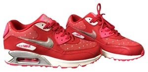 Nike Pink,Red,White,Gray Athletic