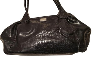 Nine & Co. Faux Alligator Like New Shoulder Bag