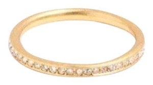 Madewell Madewell moon petite pave ring size 6