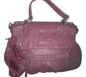 Guess Tote in Burgundy