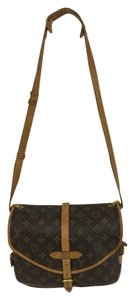 Louis Vuitton Lv Saumur 30 Monogram Canvas Cross Body Bag