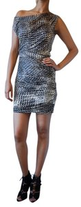Halston short dress Print Summer Fashion Trendy New on Tradesy