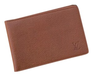 Louis Vuitton Photo, Card Holder, Wallet Insert, Leather