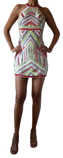 Preload https://img-static.tradesy.com/item/20116227/parker-cream-olive-without-sleeves-short-casual-dress-size-4-s-0-1-650-650.jpg