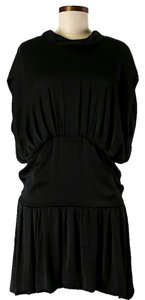 Theory short dress Black Batwing Jersey on Tradesy