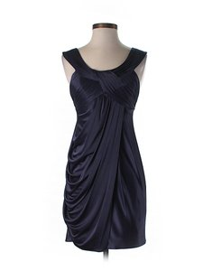 BCBGMAXAZRIA Draped Dress
