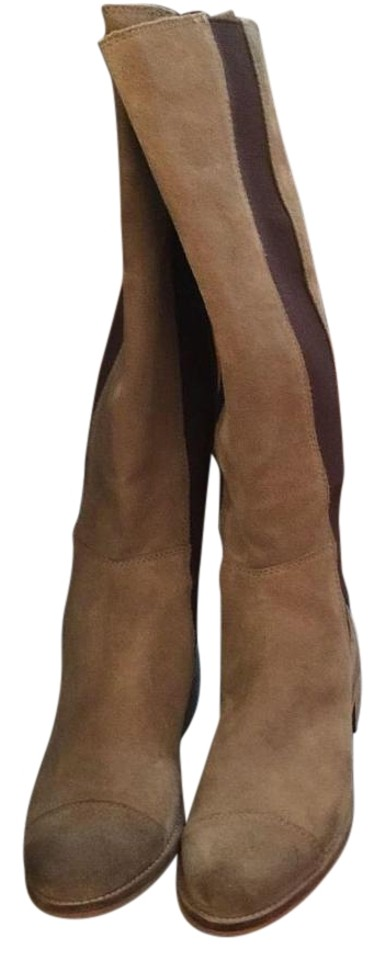 WOMENS production BCBGeneration Khaki/Stone Boots/Booties Qualified production WOMENS 3eb3dd