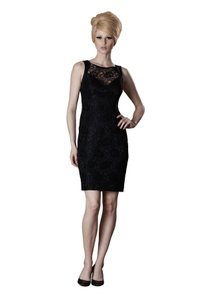Theia Bodycon Lace Date Night Dress