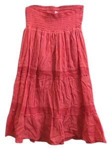 Old Navy short dress Coral on Tradesy