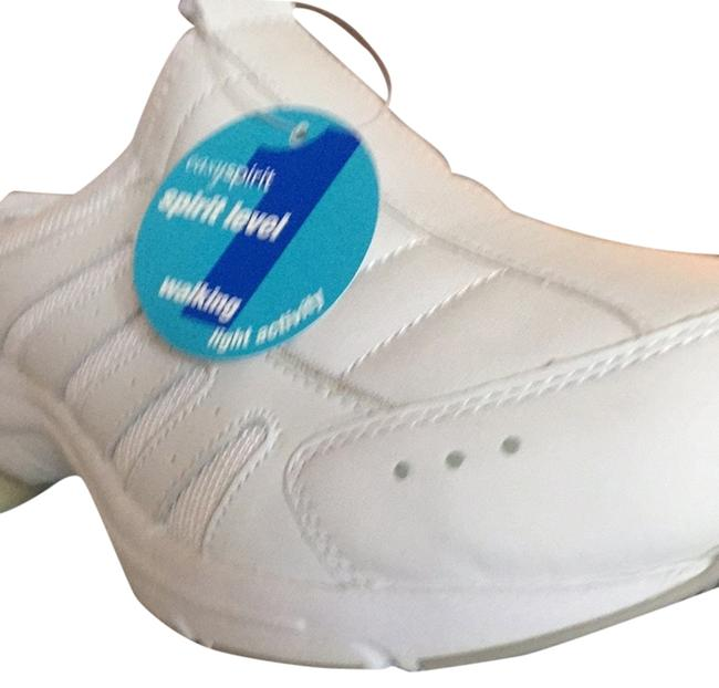Easy Spirit White Grad Tons Sneakers Size US 10 Wide (C, D) Easy Spirit White Grad Tons Sneakers Size US 10 Wide (C, D) Image 1