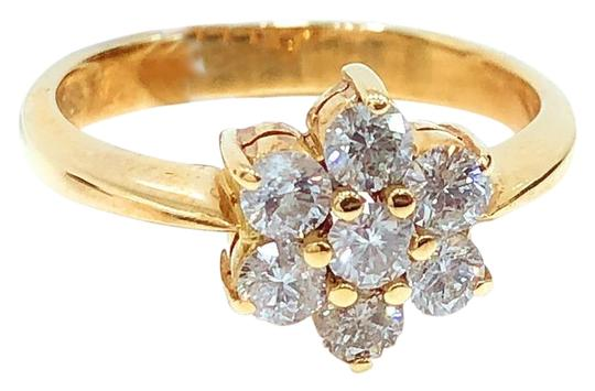 Other 18K Yellow Gold Diamonds Ring