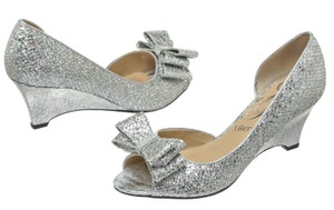 J. Renee Silver Wedges