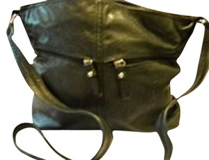 Stone Mountain Leather Hobo Bag