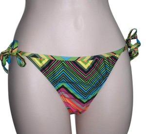 Ella Moss Ella Moss Caravan Chevron Tie Side Bikini Bottom