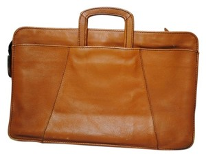 Vintage Leather Bag Laptop Bag