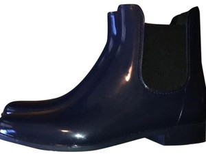 Sam Edelman Navy Blue Boots