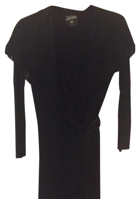 Item - Black Sa04346247 Mid-length Night Out Dress Size 6 (S)