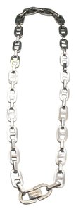 MICHAEL Michael Kors Michael Kors Silver Toggle Necklace