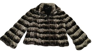 Carlisle Dior Chanel Fur Faux Fur Coat