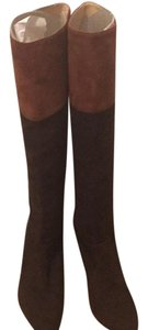 Kate Spade Brown and tan Boots