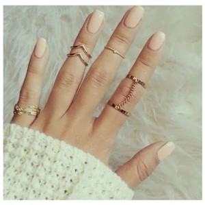 Next Level Dress Stacking Rings
