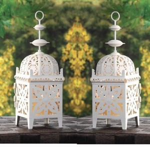 48 Moroccan Lantern, Centerpiece, Candle Holder