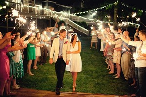 Wedding Sparklers-- 20 Inch