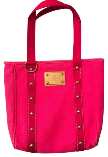 Preload https://img-static.tradesy.com/item/20117740/louis-vuitton-cabas-antigua-mm-pink-canvas-tote-0-1-540-540.jpg