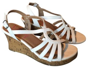 Jellypop White Wedges