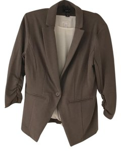 Style & Co Taupe Blazer