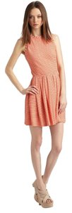 Opening Ceremony short dress Orange on Tradesy