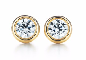 Tiffany & Co. Elsa Peretti Diamonds by the Yard Earrings