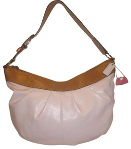 Coach Refurbished Leather X-lg Dust Hobo Bag
