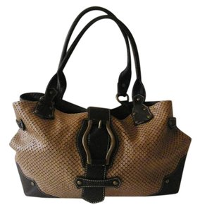 Other Reptile Embossed Hobo Bag