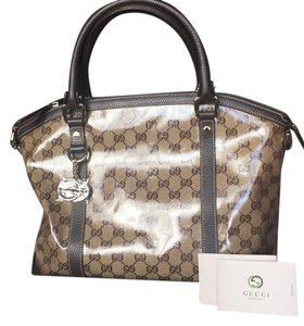 Gucci Brand New Glazed Tote