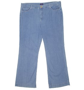 NYDJ Wide Leg Pants Blue