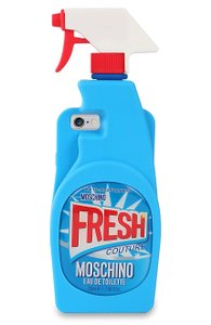 Moschino Moschino Spray Bottle iPhone 6 & 6s Case