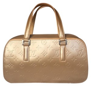 Louis Vuitton Vernis Jasmine Neverfull Shoulder Bag