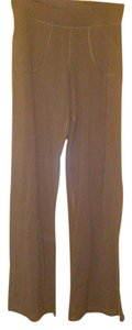 Lululemon Wide Leg Pants Brown