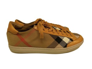 Burberry Caramel Brown Athletic