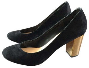 Dolce Vita Black Suede Pumps