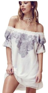 For Love & Lemons short dress White on Tradesy