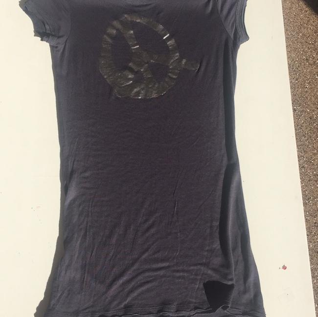 Kenneth Cole T Shirt Metal gray