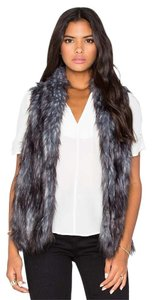 BCBGeneration Faux Fur Soft Fall Fur Vest