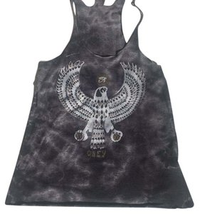 OBEY Top Gray