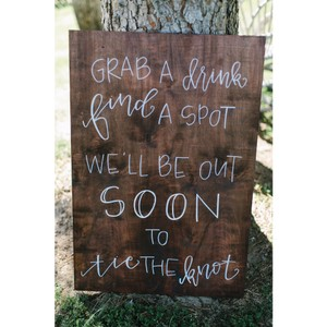 Rustic Sign Other