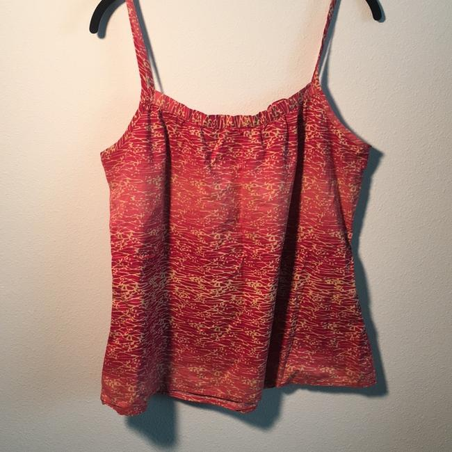 BCBGeneration Top Red/pink/tan