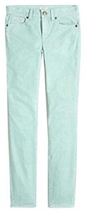 J.Crew Corduroy Stretch Skinny Pants Blue