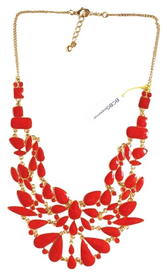 Preload https://img-static.tradesy.com/item/20119188/bcbgeneration-gold-bib-red-and-color-necklace-0-1-540-540.jpg