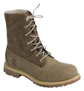 Timberland Taupe Boots
